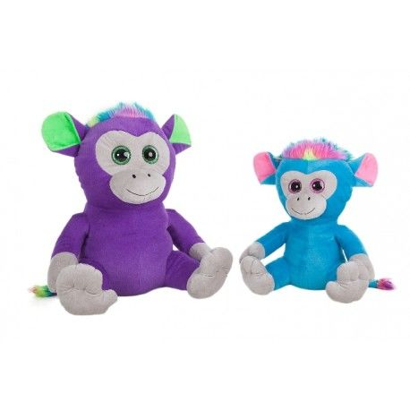 Mono de Peluche Colorines