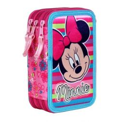 Plumier triple Minnie