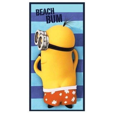 Toalla de Playa Minions