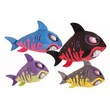 Tiburón Furioso Colores