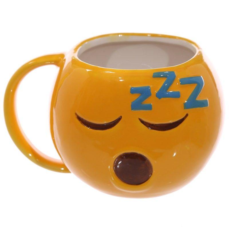 Comprar regalos originales tazas de emoticonos peluchilandia for Tazas para desayuno