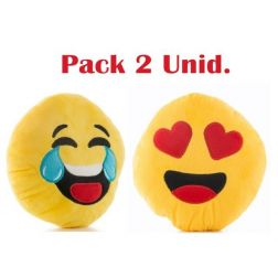 Emoticonos Pack 2 unid.