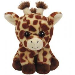 Beanie Babies- Peache Jirafa 15 cm.