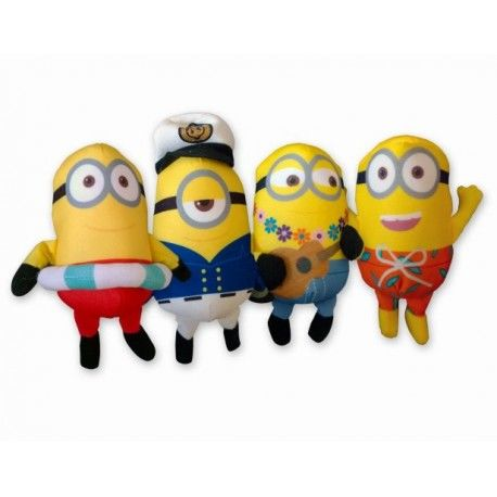 Oferta Pack Peluches Minions