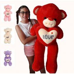 Oso Gigante Corazón Love