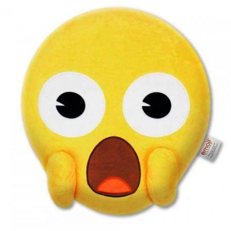 Emoticono Cojin Scream