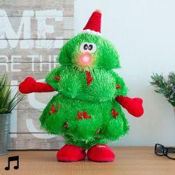 Árbol de Navidad bailarín
