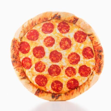 Cojin forma de pizza