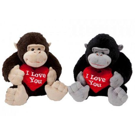 Gorilas amorosos