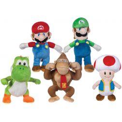 Peluche Mario Bross y amigos