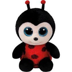 Beanie Boos - Izzy Mariquita 15 cm.