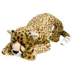 Leopardo de peluche Oferta
