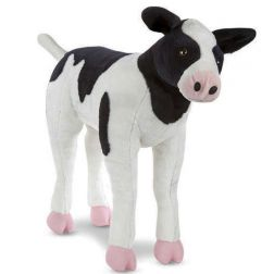 Peluche Vaca realista
