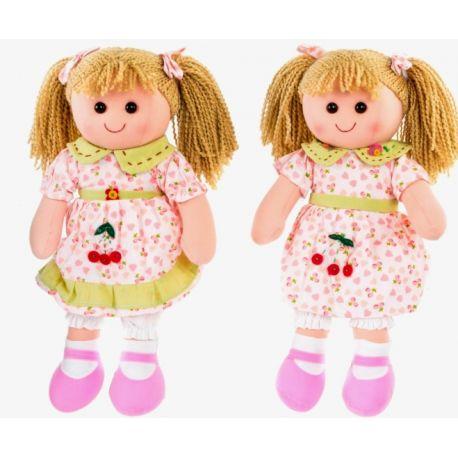 Muñecas rubias Cerecitas