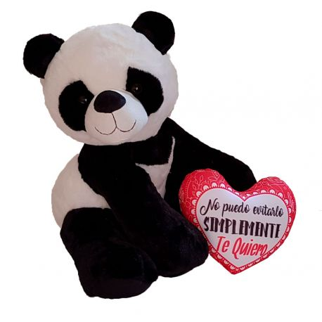Osito Panda Sentado