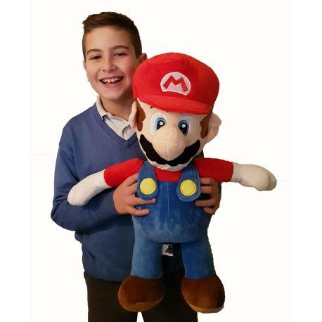 Peluche Mario Bros tamaño Gigante - Peluchilandia