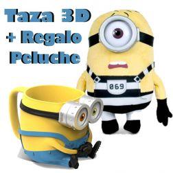 Taza Minions Lote Regalo