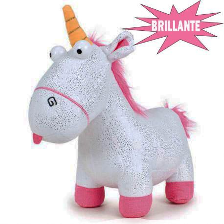Unicornio Minions luminoso