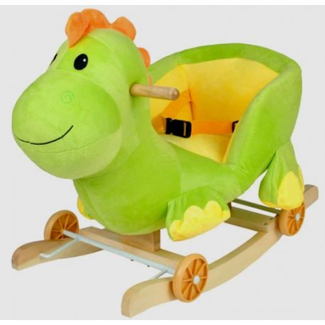 Balancín Dino verde