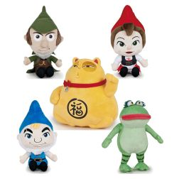 Peluches Sherlock Gnomes