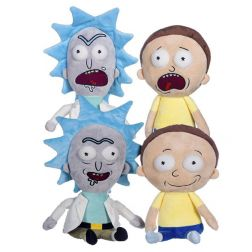 Peluches Rick y Morty