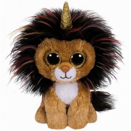 Beanie Boos - Ramsey el león Unicornio