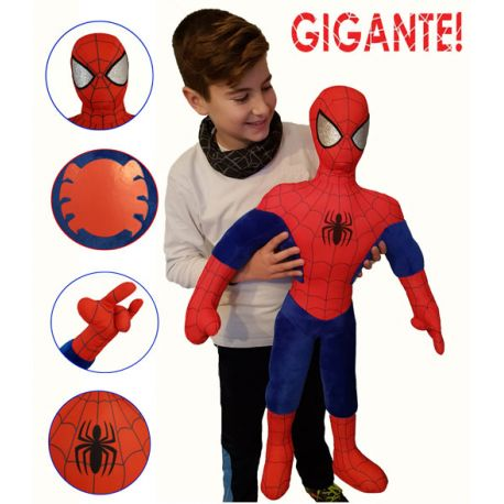 Spiderman Gigante de Peluche
