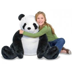 Oso Panda Realista