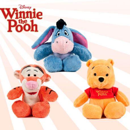 Peluche Winnie the Pooh y Amigos