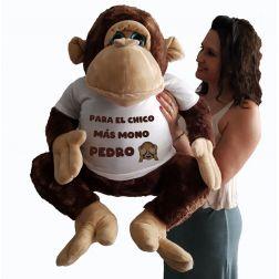Gorila Gigante Personalizado