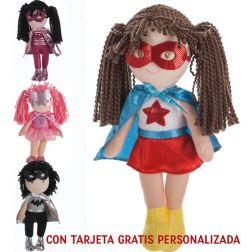 Muñecas Súper heroínas