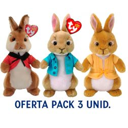 Peluches Peter Rabbit