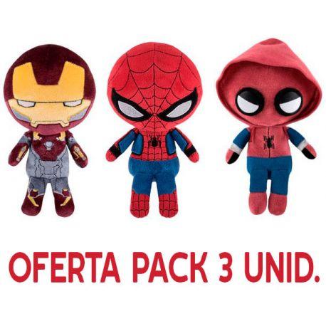 Funko Peluche Spiderman Oferta