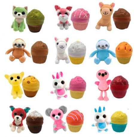 Cupcakes Mágicos con Peluche Sorpesa
