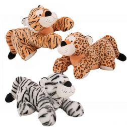Tigre y Leopardo de peluche - Oferta