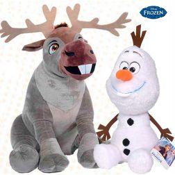 Olaf y Reno Gigante