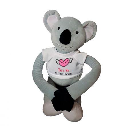 Peluche Koala Personalizado Ty