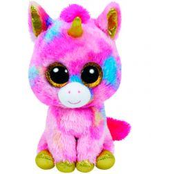 Peluche Ty - Unicornio Fantasía