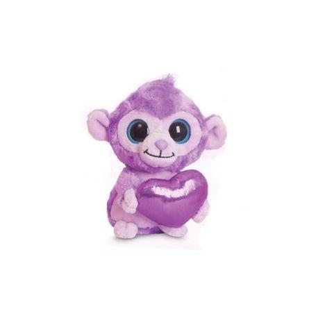 Peluche Luvee Monkey Purple