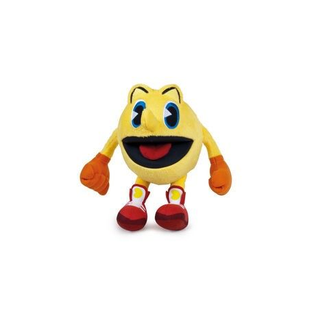 Peluche Pac-Man Comecocos
