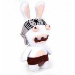PELUCHE RABBIDS KARATE KID 30 CMS