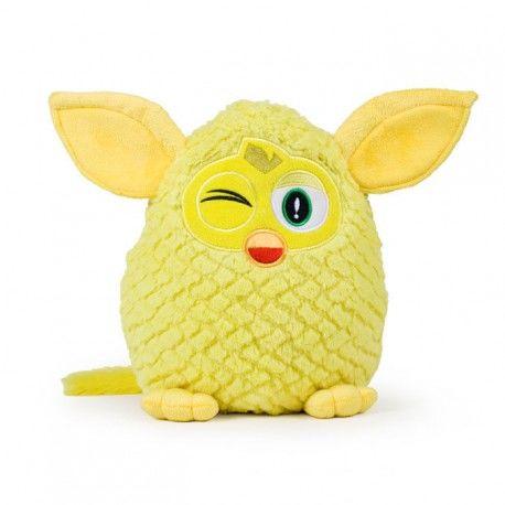 Peluche Furby Amarillo 29 cm.