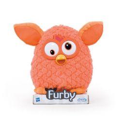 Peluche Furby Naranja 20 cm.