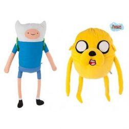 Peluche Jake y Finn